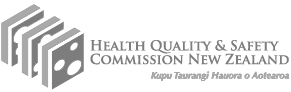 Health Quality & Commission logo