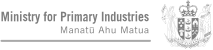 Ministry for Primary Industries logo
